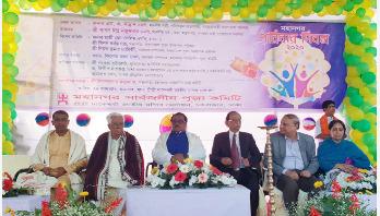 সরকার সম্পূর্ণ অসাম্প্রদায়িক চেতনায়: সাধন চন্দ্র