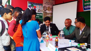 মুজিববর্ষ: গোপালগঞ্জে কৃষি সেবা ক্যাম্পেইন