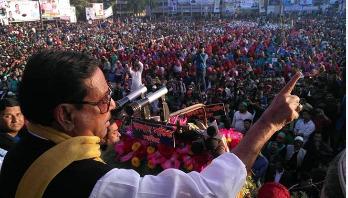 রোহিঙ্গা দেশের ওপর বোঝা হয়ে আছে : ওবায়দুল কাদের