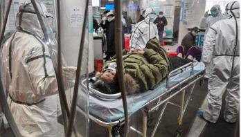 করোনা ভাইরাস: চীনে মৃত বেড়ে ৫৬