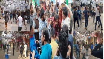 গোপীবাগে সংঘর্ষ : বিএনপি নেতা-কর্মীদের বিরুদ্ধে মামলা