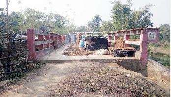 শিবগঞ্জে ৫১ লাখ টাকার কালভার্ট অব্যবহৃত