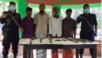 হাতিয়ায় 'বন্দুকযুদ্ধে' দস্যু বাহার বাহিনীর প্রধান নিহত