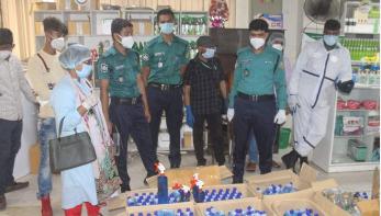 চট্টগ্রামে এমএলএম কোম্পানিতে বিপুল নকল পণ্য