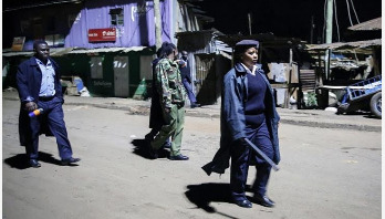 করোনা কারফিউয়ে '১৫ জনকে হত্যা করেছে' কেনিয়ান পুলিশ