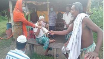 কাপাসিয়ায় স্বাস্থ্যবিধি না মানায় ১৬জনকে জরিমানা