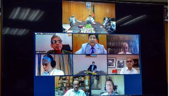 করোনা: করণীয় নির্ধারণে সাবেক কূটনীতিকদের নিয়ে ভার্চুয়াল সভা