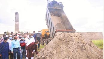 রাজশাহীতে বিসিক শিল্পনগরী-২ প্রকল্পের কাজ শুরু