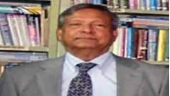 সাবেক অর্থমন্ত্রী ড. ওয়াহিদুলের মৃত্যুতে পররাষ্ট্রমন্ত্রীর শোক