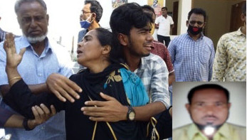 থানায় আসামির মৃত্যু, ওসি বরখাস্ত