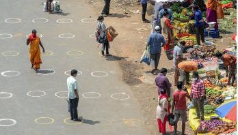 করোনা : ১ জন সংক্রমিত করতে পারে ৪০৬ জনকে