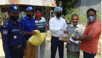 গোপালগঞ্জে ২ হাজার চা বিক্রেতা পাচ্ছেন খাদ্য সহায়তা