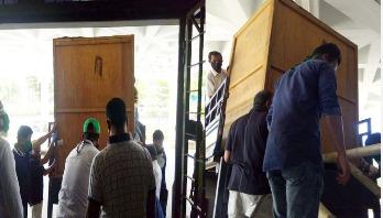 খুলনা মেডিক্যালে এলো করোনা পরীক্ষায় পিসিআর মেশিন